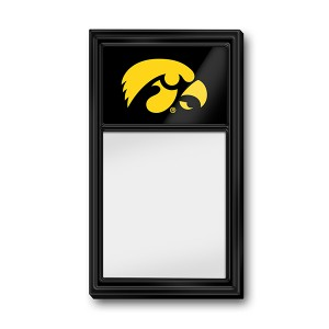 Iowa Hawkeyes Vertical Whiteboard