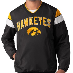 Iowa Hawkeyes 12th Man Pullover Jacket