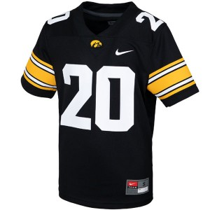 Iowa Hawkeyes Youth Replica Football Jersey