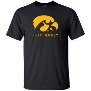 Iowa Hawkeyes Field Hockey Tee