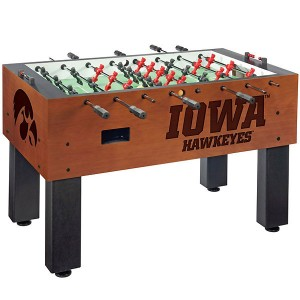 Iowa Hawkeyes Foosball Table