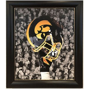 Iowa Football - 2019 Vertical Helmet Print