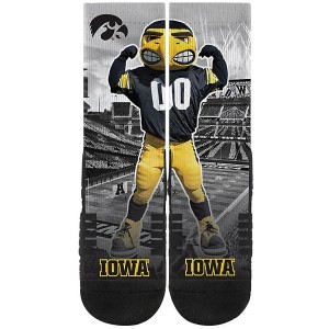 Iowa Hawkeyes Mascot Sock