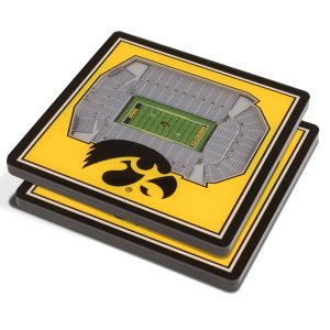 Iowa Hawkeyes 3D Stadium Coaster