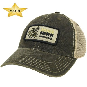 Iowa Hawkeyes Youth Trucker Hat