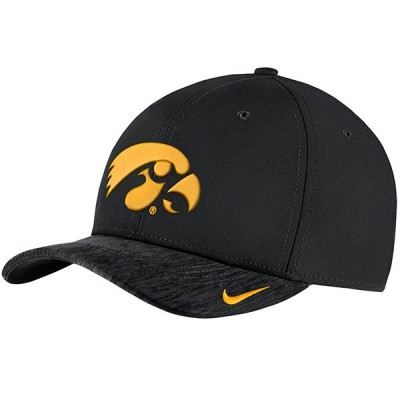 Iowa Hawkeyes Aero Bill Hat