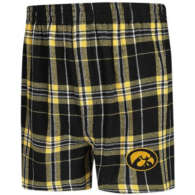 Iowa Hawkeyes Flannel Boxers