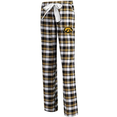 Iowa Hawkeyes Women's Flannel Pants