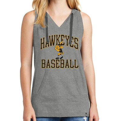 Iowa Hawkeyes Baseball Women's Sleeveless Tee
