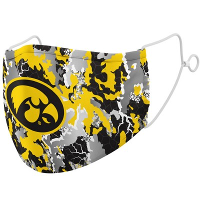 Iowa Hawkeyes Camo Mask