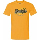 Iowa Hawkeyes Softball Laces Performance Tee