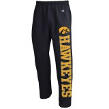 Iowa Hawkeyes Powerblend Open Bottom Pants