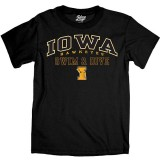 Iowa Hawkeyes Swimming and Diving Starset Tee