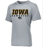Iowa Hawkeyes Iowa Over Hawkeyes Tee