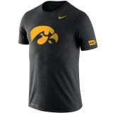 Iowa Hawkeyes ANF Legend Short Sleeve Tee
