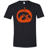 Iowa Hawkeyes Youth Pumpkin Tee