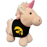 Iowa Hawkeyes Unicorn Stuffed Animal