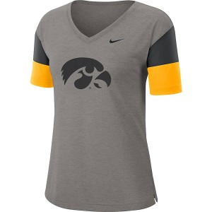 Iowa Hawkeyes Women's Breathe Top