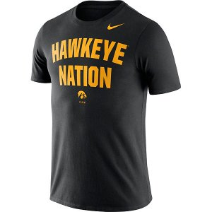Iowa Hawkeyes Nation Tee