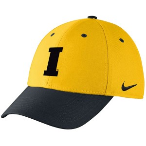 Iowa Hawkeyes Block Flex Cap