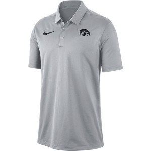 Iowa Hawkeyes Franchise Polo