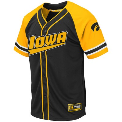 Iowa Hawkeyes Baseball Jersey